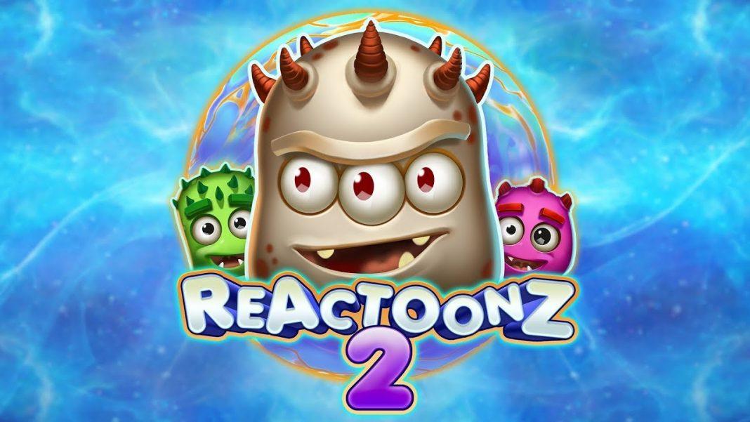 Prøv Reactoonz Slot spill