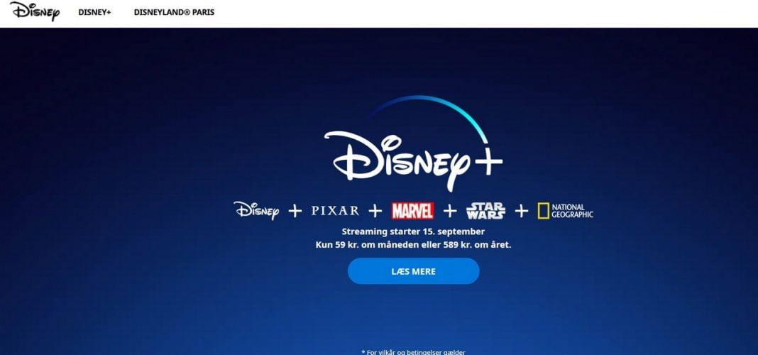 Slik kan du laste ned filmer fra Disney Plus